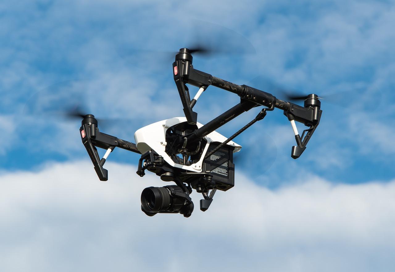 Drohnen und ihre Einsatzgebiete